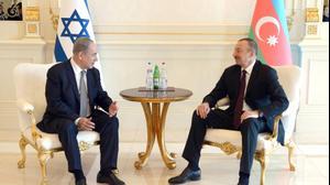 ראש הממשלה בנימין נתניהו נפגש עם נשיא אזרבייג'ן אילהם אלייב בבאקו, 13 בדצמבר 2016