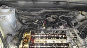 מנוע השברולט נהרס
