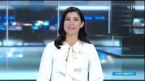 גאולה אבן-סער פרשה בשידור מהנחיית מהדורת חדשות כאן 11