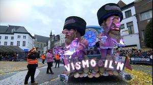 """גילויי אנטישמיות בקרנבל תיעוד: בובות """"יהודים"""" כשלרגליהן """"שקי"""" כסף הוצגו במסגרת מצעד בעיר אלסט בבלגיה"""