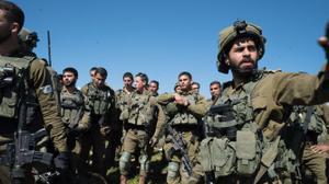 """פעילות כוחות צה""""ל לאיתור המחבל מאריאל במהלך הימים האחרונים, 20 במרץ 2019"""