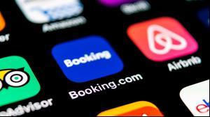 אילוסטרציה בוקינג booking אייקון לוגו