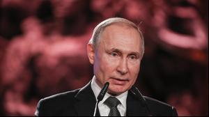 נשיא רוסיה ולדימיר פוטין  ,פורום השואה העולמי, יד ושם, 23 בינואר 2020