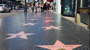 שדרת הכוכבים, הוליווד, לוס אנג'לס