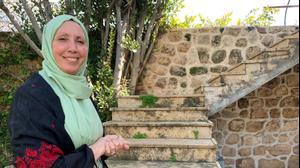 אימאן ח'טיב, חברת הכנסת החדשה מהרשימה המשותפת,  מועצה המקומית יפיע, 4 במרץ 2020