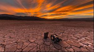עמק המוות (Death Valley) בקליפורניה