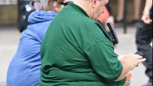 אנשים שסובלים מהשמנת יתר