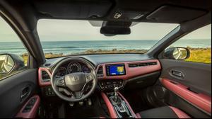 הונדה HR-V פנים הרכב