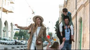 משפחה בירושלים - פתאל