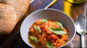 פאפא אל פומדורו: מרק עגבניות טוסקני
