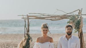 החתונה של אלינה לוי