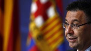 נשיא ברצלונה ז'וספ מריה ברתומאו