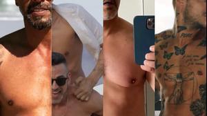 מפורסמים ישראלים חתיכים בלי חולצה. אינסטגרם, מערכת וואלה! NEWS