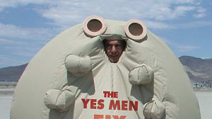 "The Yes Men Fix the World (יח""צ)"