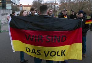 שירות הביטחון בגרמניה שם תחת מעקב את מפלגת הימין הקיצוני