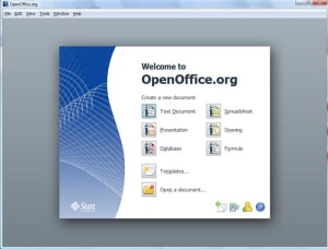 Open Office 3.0