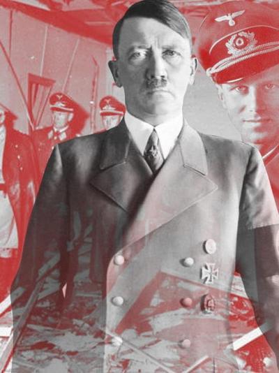 מגזין היטלר לא לשימוש