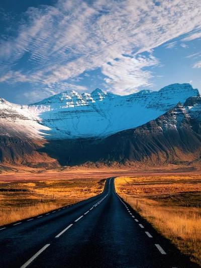 Ring Road, איסלנד