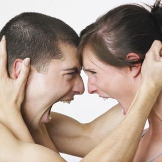 ריב זוג אוהבים