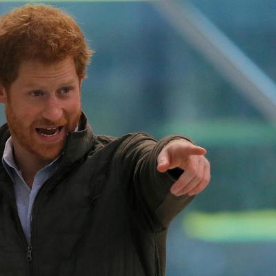 הנסיך הארי, יוני 2017