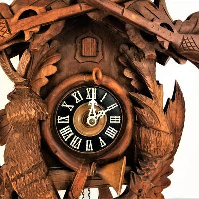 שעון קוקייה
