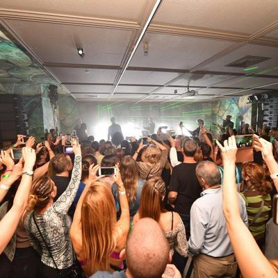 הופעה מוזיקלית במסגרת פסטיבל נון סטופ פיטנס, אילת