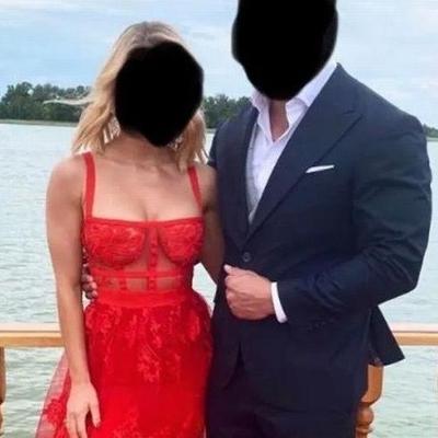 שמלה לא ראוייה בחתונה