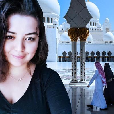 האנה ווקארים, דובאי