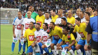 נבחרת ברזיל משחק השלום