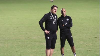 פלייר אנדראס הרצוג מאמן נבחרת ישראל