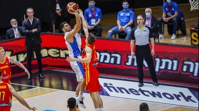 שחקן נבחרת ישראל רפי מנקו