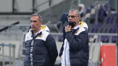 מאמן מכבי תל אביב גאורגיוס דוניס