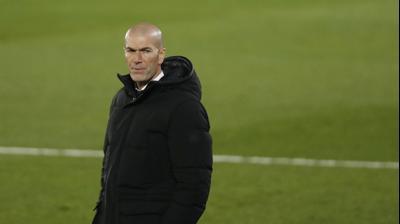 זינדין זידאן מאמן ריאל מדריד. רויטרס