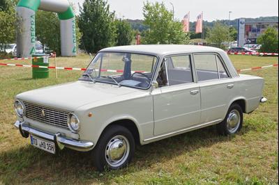 """ВАЗ-2101 """"Копейка""""."""