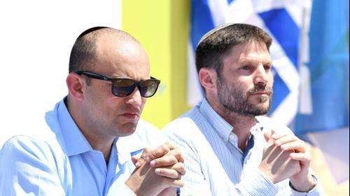 השקת תכנית הדיור של מפלגת ימינה במעמד ראשי הרשימה, רמת אלקנה 21 באוגוסט 2019