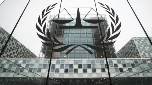 בית הדין הגבוה בהאג שבהולנד. 20 בדצמבר 2019.. AP