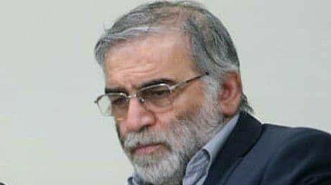 מוחסן פחריזאדה, אבי תכנית הגרעין הצבאית של איראן