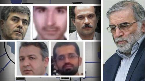מדעני גרעין של איראן שחוסלו בעשור האחרון