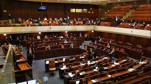 מליאת הכנסת 2 בדצמבר 2020. דני שם טוב, דוברות הכנסת, אתר רשמי