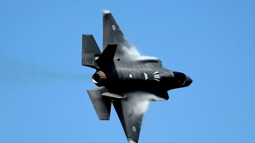 F-35. Scott Barbour, GettyImages