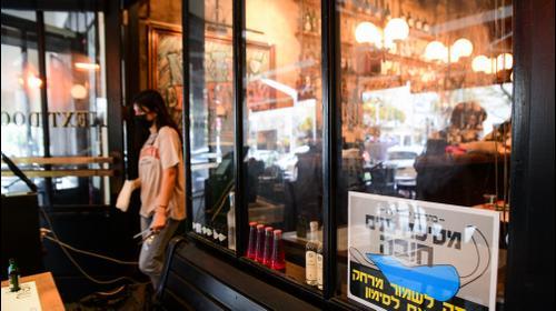 הכנות לקראת פתיחת מסעדות בתל אביב 3 במרץ 2021. אבלשום שושני, פלאש 90