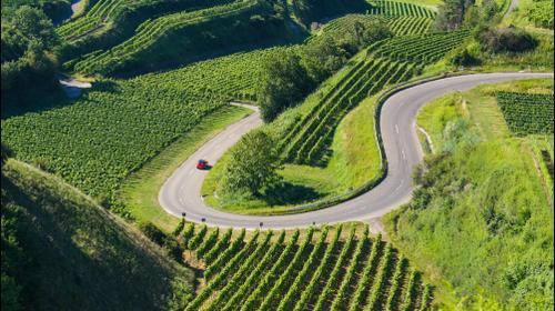 Путешествие по Германии на автомобиле. ShutterStock