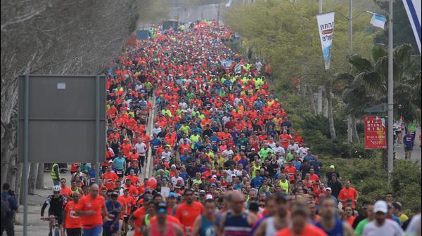 מרתון ירושלים, 18 במרץ 2016