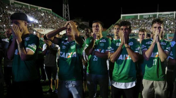 שחקני שאפקואנסה שלא טסו לקולומביה בטקס הזיכרון