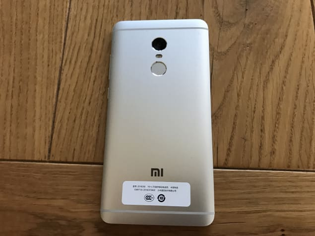 שיאומי רדמי נוט 4 Redmi Note (וואלה! כיף , מייקי לוי)