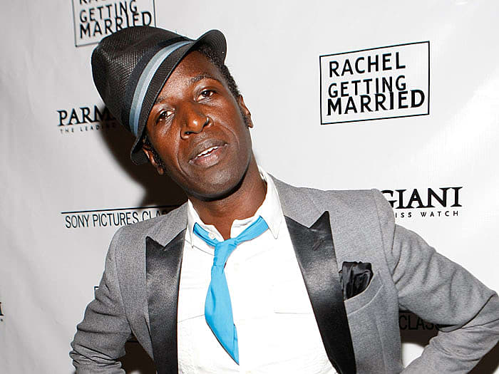 Saul Williams (GettyImages)