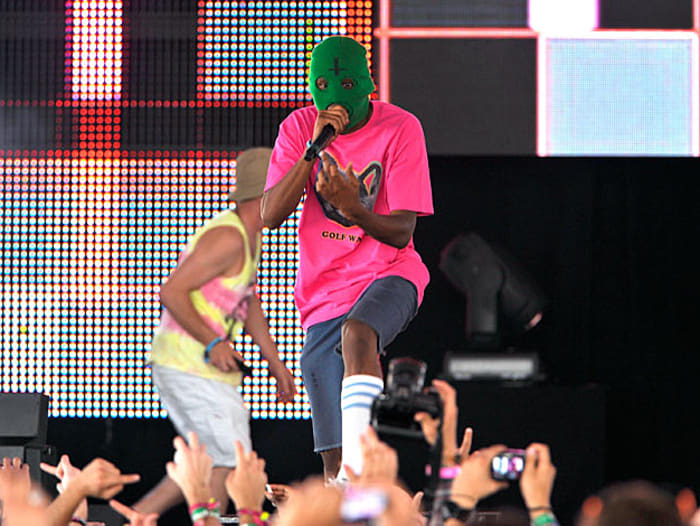Odd Future (GettyImages , Michael Tullberg)