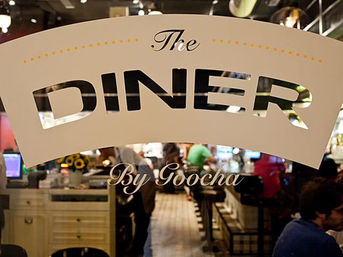 "The diner (יח""צ , בועז לביא)"