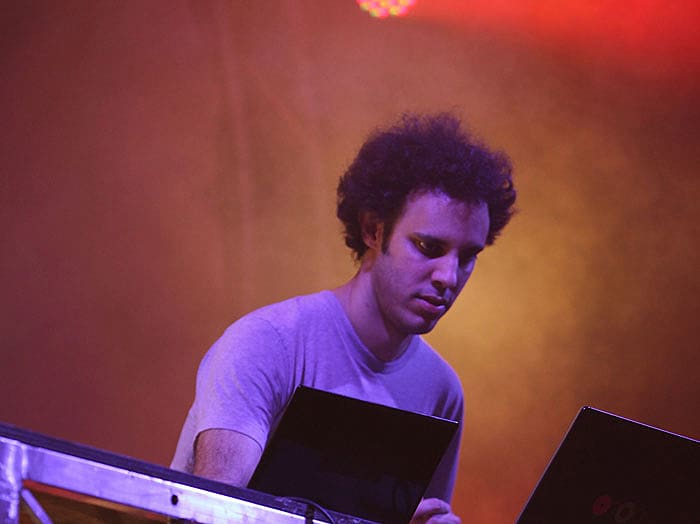 Four Tet (GettyImages , Louise Wilson)