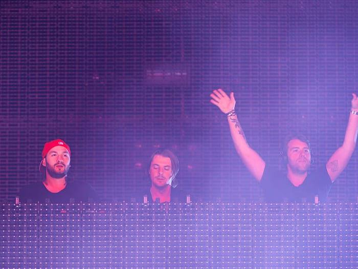 swedish house mafia (GettyImages , Carlos R. Alvare)